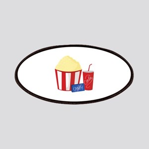 Movie Snacks Patches