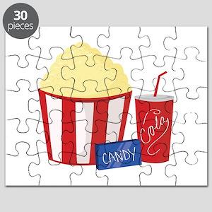 Movie Snacks Puzzle