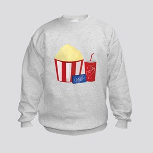 Movie Snacks Sweatshirt