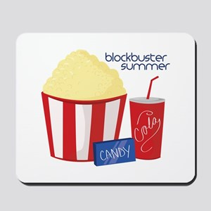 Blockbuster Summer Mousepad