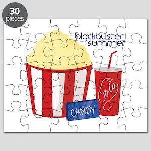 Blockbuster Summer Puzzle
