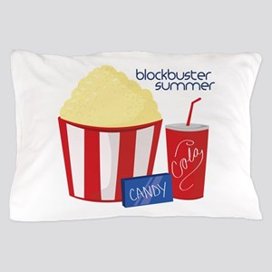 Blockbuster Summer Pillow Case