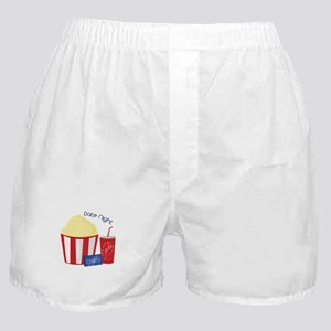 Date Night Boxer Shorts