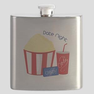 Date Night Flask