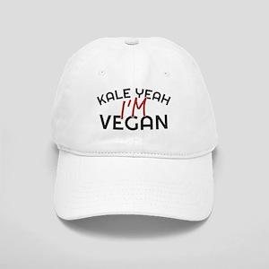 Kale Yeah I'm Vegan Baseball Cap