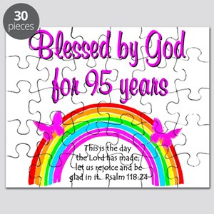 GOD LOVING 95TH Puzzle