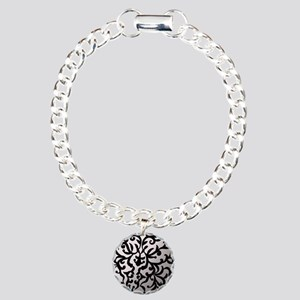 Heart by Leslie Harlow D Charm Bracelet, One Charm
