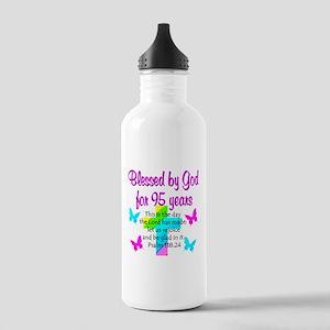 JESUS LOVING 95TH Stainless Water Bottle 1.0L