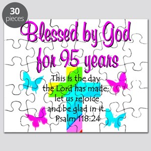 JESUS LOVING 95TH Puzzle