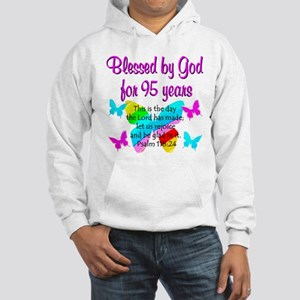 RELIGIOUS 95TH Hooded Sweatshirt