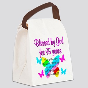 RELIGIOUS 95TH Canvas Lunch Bag