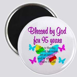 RELIGIOUS 95TH Magnet