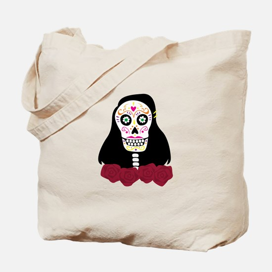 Day Of Dead Tote Bag