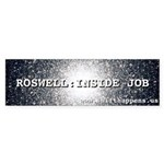 ROSWELL 60th BUMPER STICKER