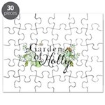 Garden of Holly Puzzle