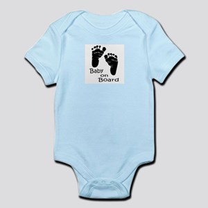 baby on board Body Suit