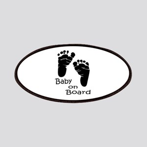 baby on board Patches