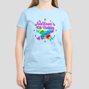BLESSED 90TH Women's Light T-Shirt