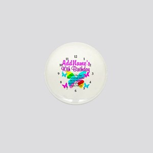 BLESSED 90TH Mini Button