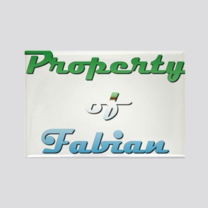 Property Of Fabian Male Magnets