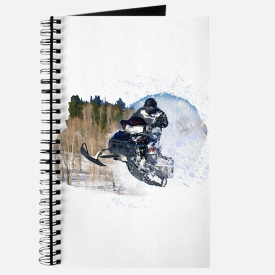 Airborne Snowmobile Journal