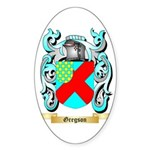 Gregson 2 Sticker (Oval)