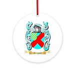 Gregson 2 Ornament (Round)