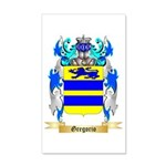 Gregorio 35x21 Wall Decal