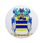 Gregorio Ornament (Round)
