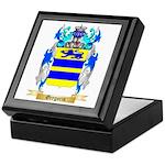 Gregorin Keepsake Box