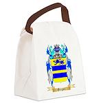 Gregori Canvas Lunch Bag