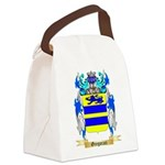 Gregoraci Canvas Lunch Bag
