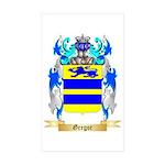 Gregor Sticker (Rectangle 50 pk)