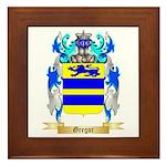 Gregor Framed Tile