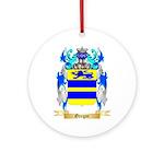 Gregor Ornament (Round)