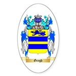 Gregh Sticker (Oval 10 pk)