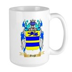 Gregh Large Mug