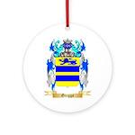 Greggs Ornament (Round)