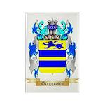 Greggersen Rectangle Magnet (100 pack)
