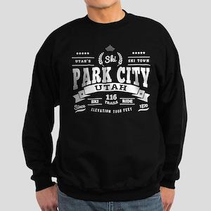 Park City Vintage Sweatshirt (dark)