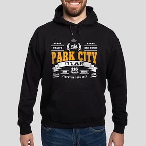 Park City Vintage Hoodie (dark)