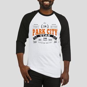 Park City Vintage Baseball Jersey