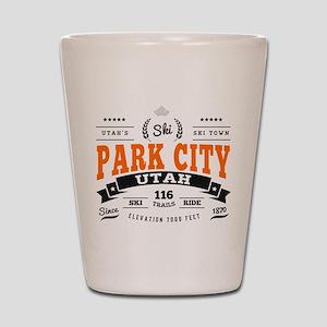 Park City Vintage Shot Glass