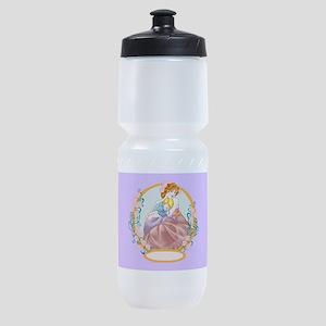 anya my mother Sports Bottle
