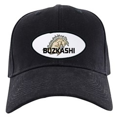 Buzkashi Horse Head Baseball Hat