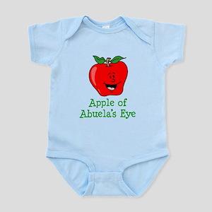 Apple of Abuela's Eye Body Suit
