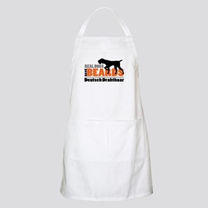 Real Dogs Have Beards - DD Apron