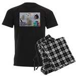Husky Hockey WOOF Games 2014 Pajamas