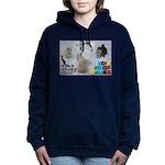 Husky Hockey WOOF Games 2014 Women's Hooded Sweats