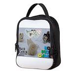 Husky Hockey WOOF Games 2014 Neoprene Lunch Bag